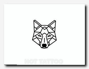 Tattoo Hot Tattoo Geometric Wolf Tattoo Geometric Tattoo Simple Geometric Tattoo Design