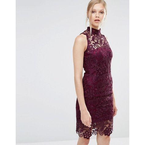 find workmanship enjoy big discount look good shoes sale Forever Unique Gillian Lace Dress ($138) ❤ liked on ...