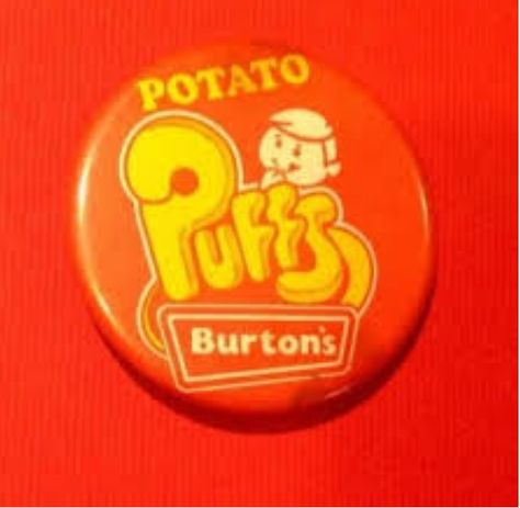Burtons Potato Puffs 1960s The Best Snack Ever Bring Them
