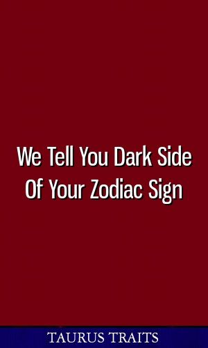 We Tell You Dark Side Of Your Zodiac Sign #zodiacsigns #virgo #libra