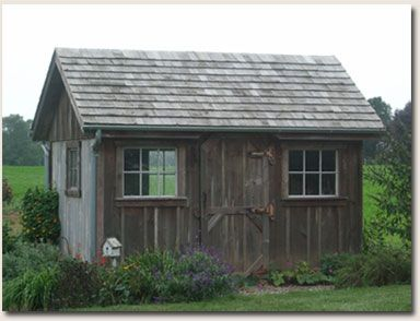 i wonder if my garden shed can be spruced up and look as cute as this one its worth a try come on spring how my garden grows pinterest gardens - Garden Sheds Nj