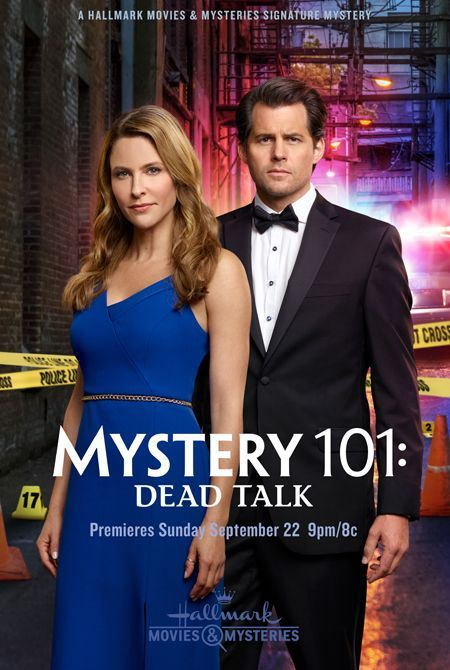 Mystery 101 Dead Talk A Hallmark Movies Mysteries Original Movie Starring Jill Wagner Kristof In 2020 Hallmark Movies Jill Wagner Christmas Movies On Tv