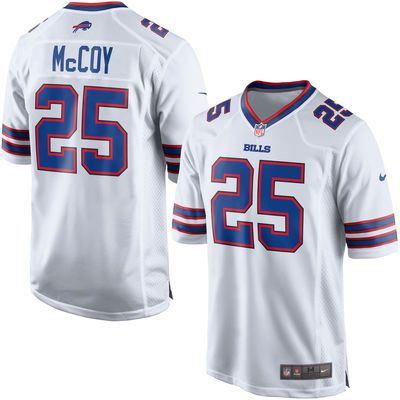 Buffalo Bills LeSean McCoy Nike White