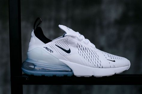 752102b62cbeb Nike Air Max 270 in White Black - EU Kicks  Sneaker Magazine