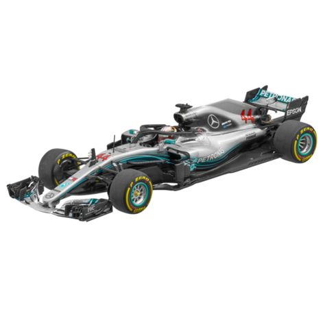 Mercedes  Formel 1 Formula One™// AMG Petronas Lewis Hamilton 2018-1:43 Neu OVP