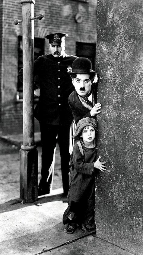 The Kid (1921) Phone Wallpaper   Moviemania