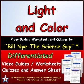 Pin On Quizzes And Answers Bill nye static electricity worksheet