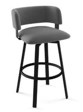 Cushioned Backrest Swivel Bar Counter Stool Contract Quality