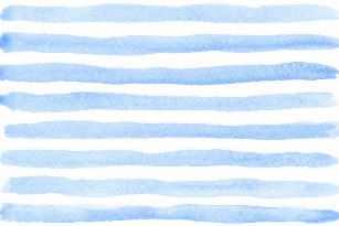 Cute Baby Blue And White Watercolor Striped Tissue Paper Baby Blue Background Striped Wallpaper Background Blue Aesthetic Pastel