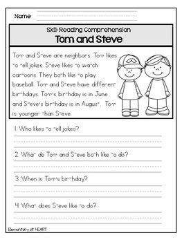 30++ Close reading worksheets Images