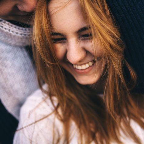 Flirten verliebt sein