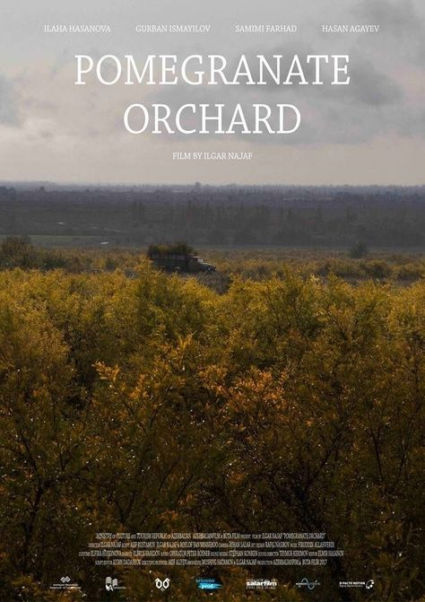 Nar baği (Pomegranate Orchard) by Ilgar Najaf. Azerbaijan's #Oscars2018 entry.