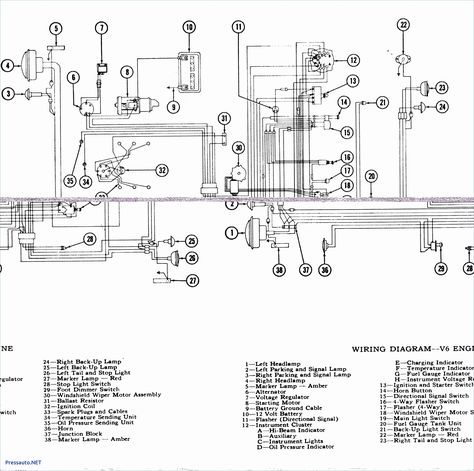 Three Wire Alternator Wiring Diagram Gm