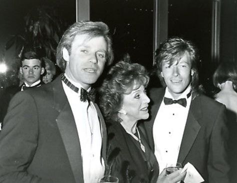 #TristanRogers and #JackWagner with #GeneralHospital executive producer, #GloriaMonty