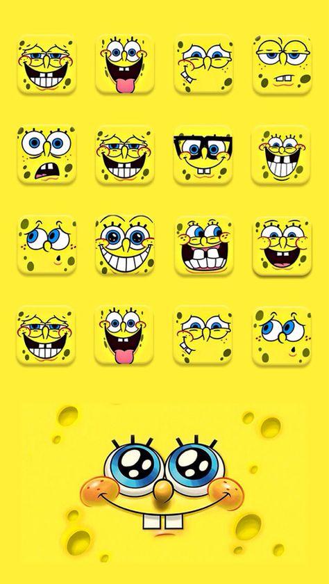 SpongeBob Wallpaper iPhone