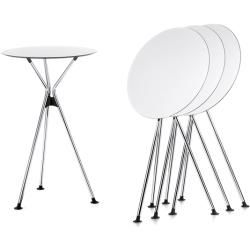 Round tables- Runde Tische Bar table Sds Mieting 60 cm round foldable choice of color Optionenbla-ulm.