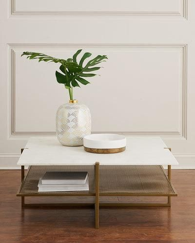 Edwin Square Coffee Table In 2021 Table Decor Living Room Coffee Table Square Coffee Table