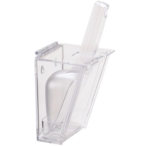6w X 5 25d X 11 5h Wall Mount Scoop Holders Wall Mount Wall Drip Tray