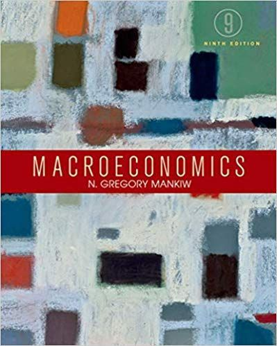 Macroeconomics 9th Edition By N Gregory Mankiw Macroeconomics Free Books Online Economics Textbook