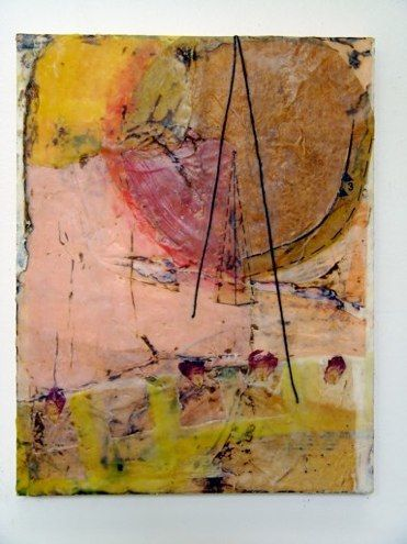 "Moon Phase 1  11x14"" - Clare Murray Adams"