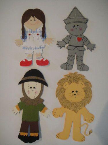Mickey /& Minnie Kids Paper Dolls Set CRICUT Die Cut//PAPER PIECING//EMBELLISHMENT