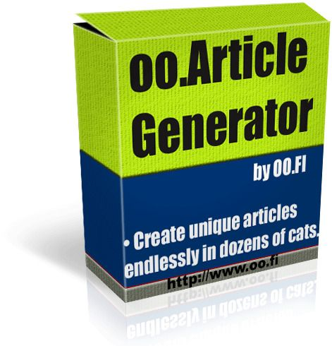 $9 - Article Generator: For Blogs, Niche, Autoblog, Selling! #ebay #Electronics