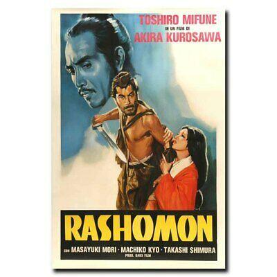 RAW Poster Classic Movie Art Silk Poster Print Wall Art 12x18 24x36inch