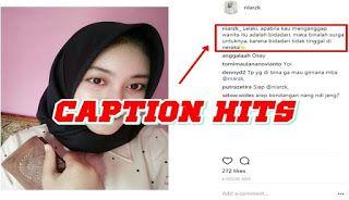 300 Caption Instagram Keren Lucu Bagus Romantis Bijak