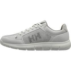 Helly Hansen Mens Skagen Pier Leather Shoe White 45/11Hellyhansen.com