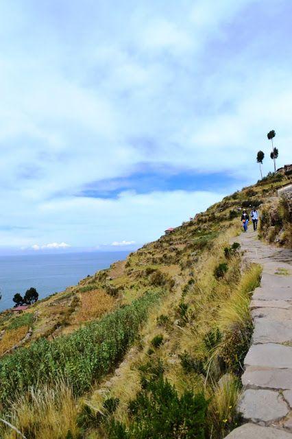 Isla Taquile, Puno, Peru