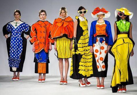 Graduate Fashion Week 2014 / Rebecca Rimmer, University of Central Lancashire