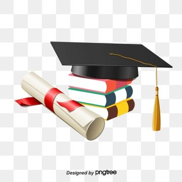 Graduation Season Element Dr Cap Induced Youth Png And Vector
