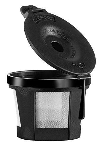 Chefman Reusable Coffee Filters For Single Brew K Cup Coffee Makers Reusable Coffee Filter K Cup Coffee Maker Coffee Maker
