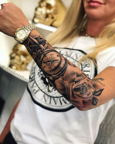 Tattoos on neck Dope Tattoos For Women, Black Girls With Tattoos, Shoulder Tattoos For Women, Tattoos For Guys, Forearm Tattoos For Women, Best Forearm Tattoos, Arm Sleeve Tattoos For Women, Forearm Tattoo Quotes, Women Sleeve