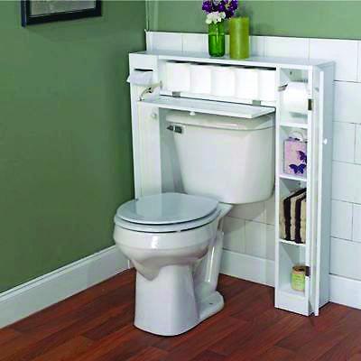 15 Brilliant Over The Toilet Storage