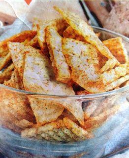 Resep Membuat Keripik Bentul Pedas Gurih Secara Mudah Makanan Keripik Resep