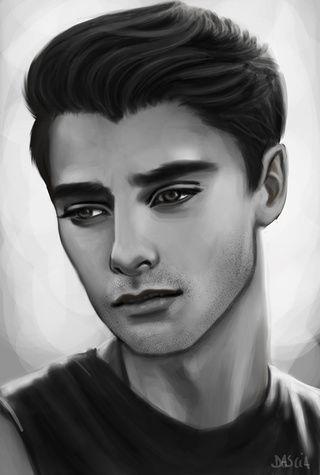 Total Art Dibujos Realistas Ideas Para Retrato Dibujos De Hombres