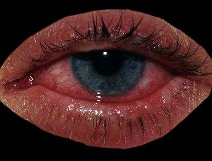 Ig Artoftheweirdoboy Made This Crying Eyes Eyes Meme Aesthetic Eyes