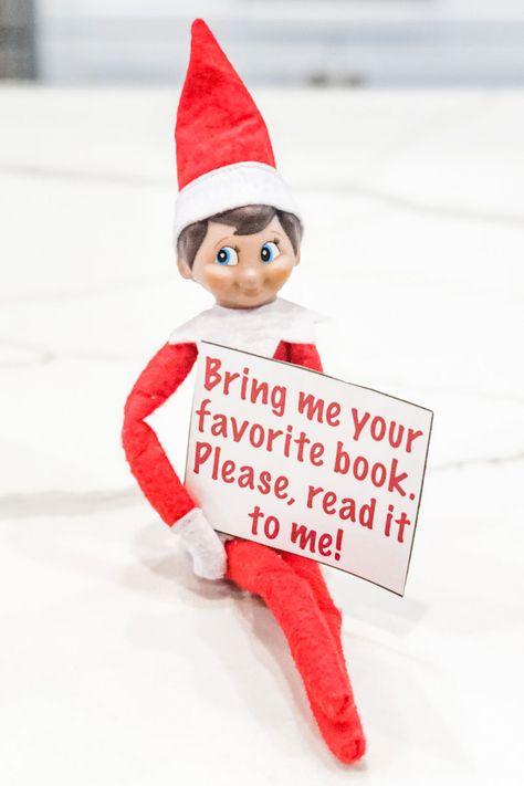 Free Elf on the Shelf Printable Notes - . - Free Elf on the Shelf Printable Notes – Easy Free Elf on the Shelf Set Ups, - Merry Christmas, Christmas Elf, Christmas Crafts, Christmas Decorations, Magical Christmas, Christmas Birthday, Christmas Humor, Elf Ideas Easy, Awesome Elf On The Shelf Ideas