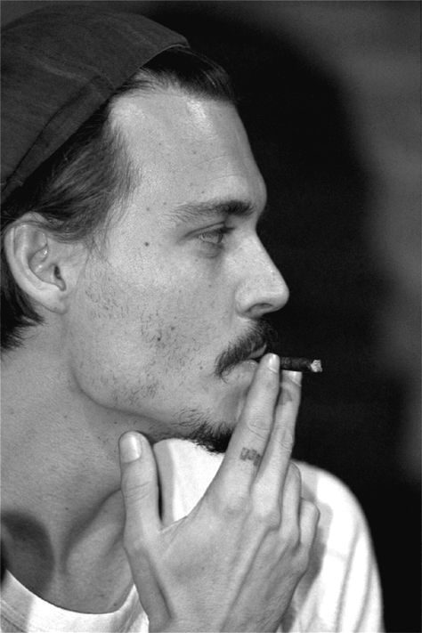 The man who has had my heart for nine years, Johnny Depp.