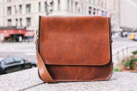 american made messenger bags
