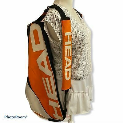 Head Elite 6 Pack Tennis Bag W Dual Straps Climate Control In 2020 Tennis Bag Fashion Bags