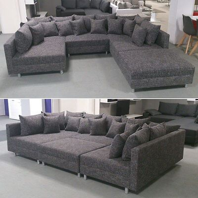 73 Casual Couch Mit Hocker Camas Criativas Decoracao Sala De Tv Decoracao Da Sala