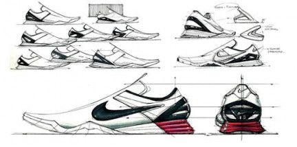 Comparar matrimonio Contador  Sneakers nike drawing industrial design 34+ super Ideas | Shoe design  sketches, Sport shoes design, Sneakers sketch