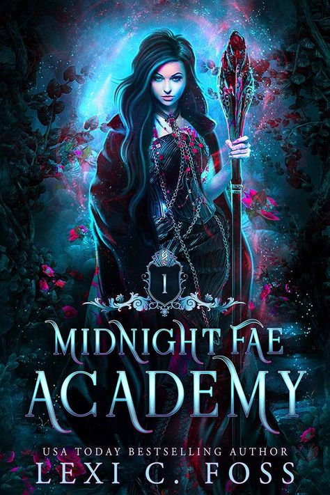 Midnight Fae Academy: Book One: A Dark Paranormal Reverse Harem Bully Romance Ninja Newt Publishing, LLC Teen Romance Books, Paranormal Romance Books, Paranormal Photos, Romance Movies, Fantasy Books To Read, Fantasy Book Covers, I Love Books, Good Books, My Books