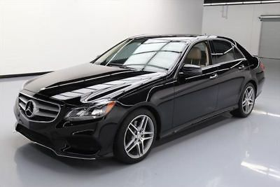 2014 Mercedes Benz E Class Base Sedan 4 Door 2014 Mercedes Benz E350 Sport P1 Sunroof Navigation 24k 969849 Texa Mercedes Benz E350 Benz E Class Mercedes Benz