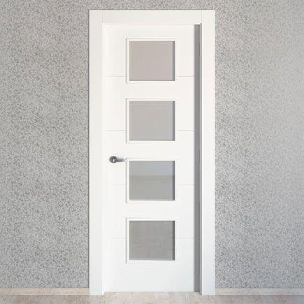 Leroy merlin puertas de interior lacadas en blanco