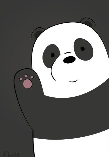 Wallpaper Gambar Panda