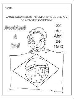 Noticias Ponto Com Historia Descobrimento Do Brasil Atividades E