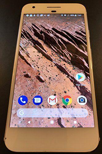 Google Pixel Phone 5 Inch Display Factory Unlocked Us Version 32gb Quite Black Google Pixel Phone Pixel Phone